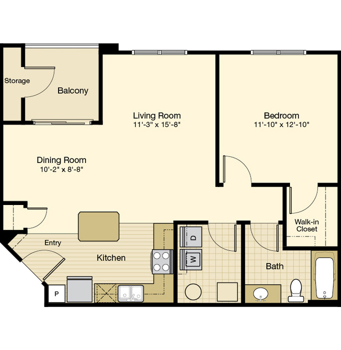 Element Floor Plan Image