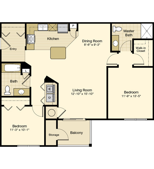 Apex Floor Plan Image